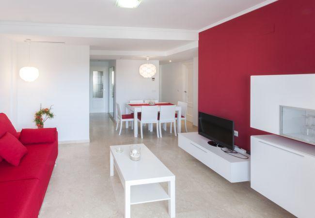 Apartamento en Playa de Gandía - 56. AG EDEN RESORT 9/2/1