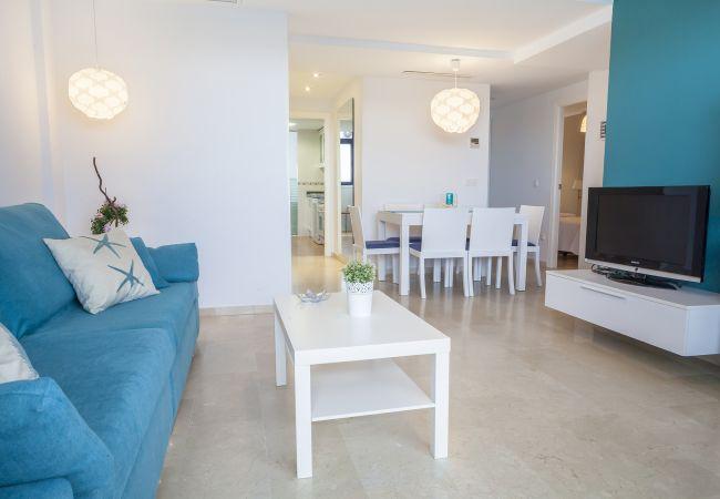 Apartamento en Playa de Gandía - 58. AG EDEN RESORT 12/2/1