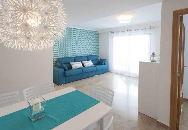 Apartamento en Playa de Gandía - 66. AG EDEN RESORT 12/2/4
