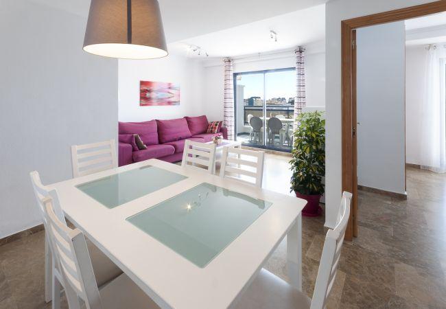 Apartamento en Playa de Gandía - 67. AG EDEN RESORT 11/2/4