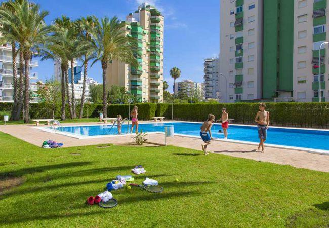 Apartamento en Playa de Gandía - 44. AG FLORIDA 8