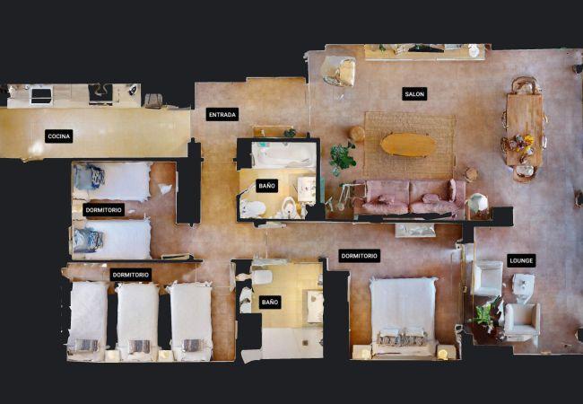 Apartamento en Playa de Gandía - 03. AG BERMUDAS 8 PREMIUM