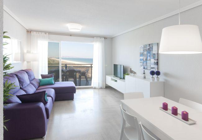 Apartamento en Playa de Gandía - 38. AG AIGUABLAVA 8-3