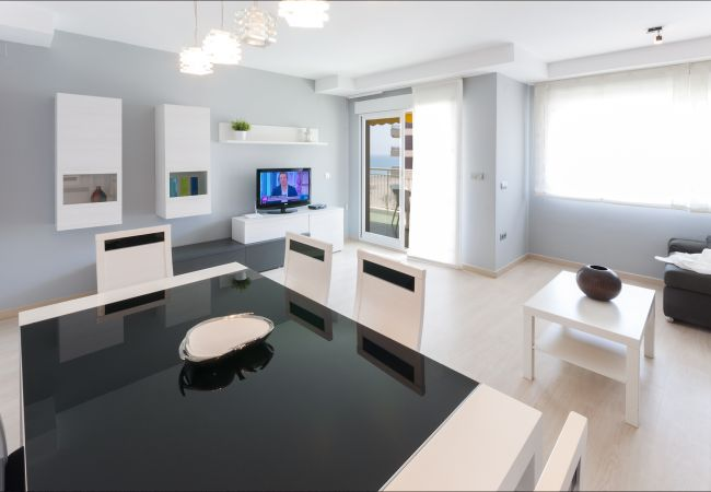 Apartamento en Playa de Gandía - 29. AG AGUAMARINA 6