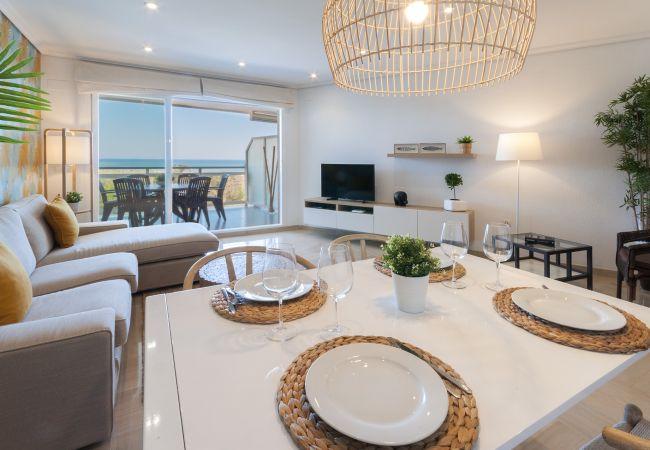 Apartamento en Playa de Gandía - 30. AG AIGUABLAVA 3-5