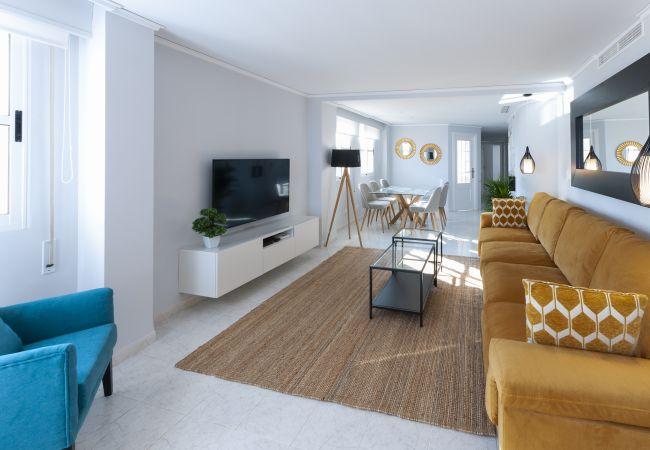Apartamento en Playa de Gandía - 18. AG MISTRAL PREMIUM