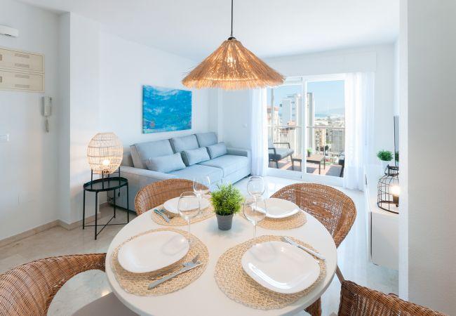 Apartamento en Playa de Gandía - CALMO SINGULAR APARTMENTS 9A