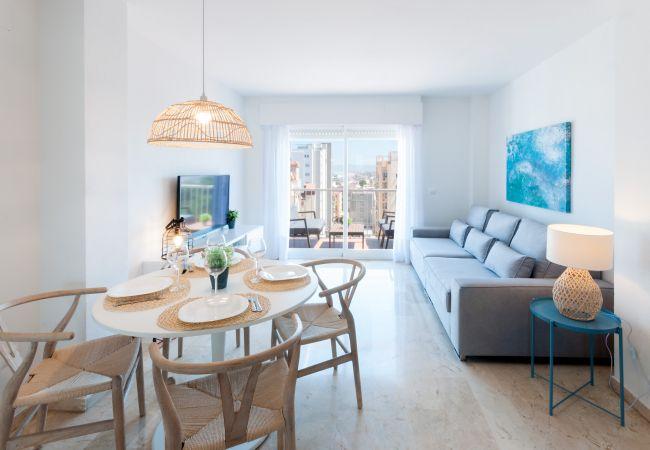Apartamento en Playa de Gandía - CALMO SINGULAR APARTMENTS 9B