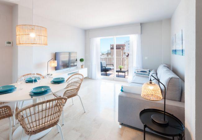 Apartamento en Playa de Gandía - CALMO SINGULAR APARTMENTS 8B