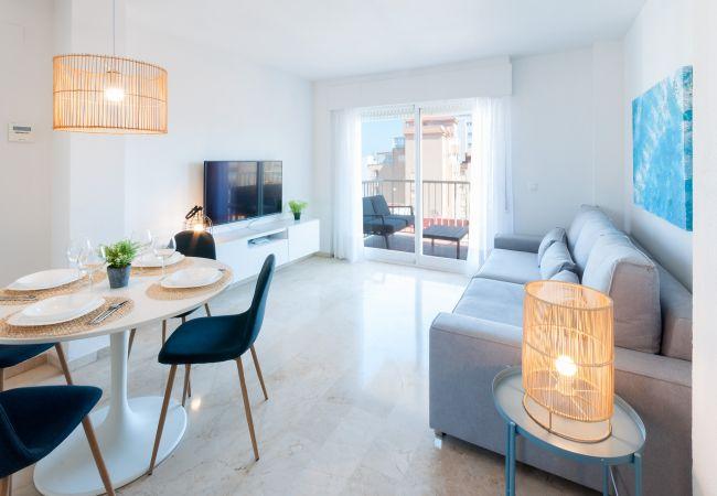 Apartamento en Playa de Gandía - CALMO SINGULAR APARTMENTS 7B