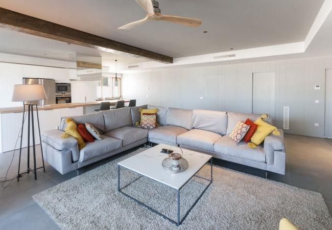 Апартаменты на Playa de Gandía - 07. AG LOFT CASA DEL MAR PREMIUM