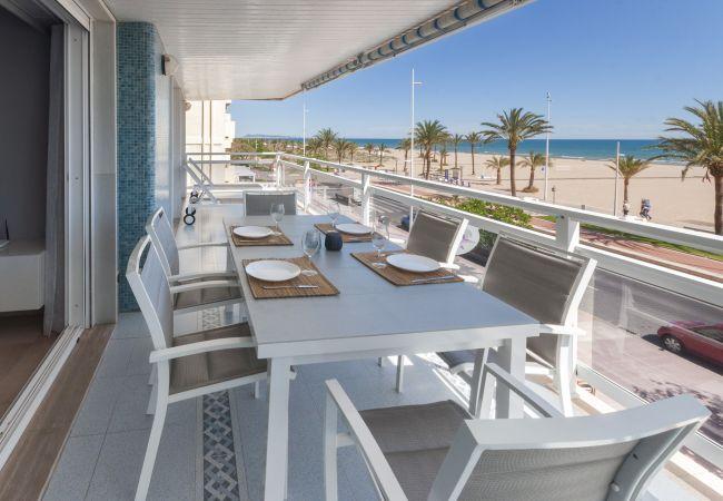 Апартаменты на Playa de Gandía - 10. AG TURQUESA 2B PREMIUM