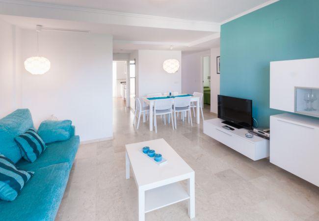 Ferienwohnung in Playa de Gandía - 57. AG EDEN RESORT 11/2/1