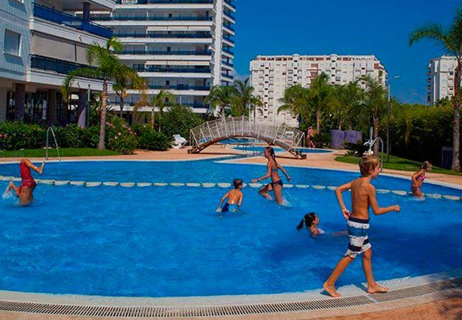 Ferienwohnung in Playa de Gandía - 61. AG EDEN RESORT 9/2/4