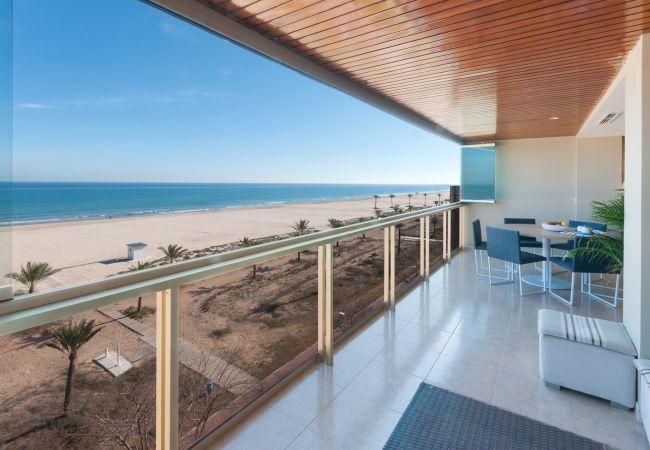 Ferienwohnung in Playa de Gandía - 02. AG BERMUDAS 6 PREMIUM