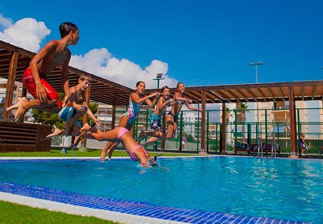 Ferienwohnung in Playa de Gandía - 01. AG BERMUDAS 7A PREMIUM