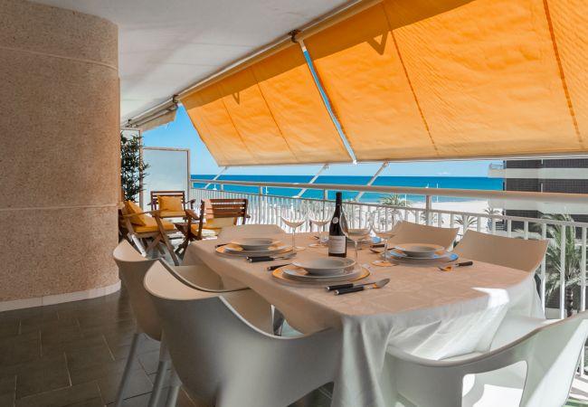 Ferienwohnung in Playa de Gandía - 28. AG AGUAMARINA 5