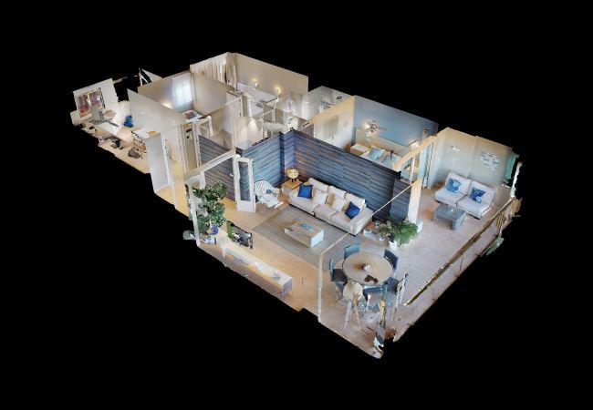 Апартаменты на Playa de Gandía - 02. AG BERMUDAS 6 PREMIUM