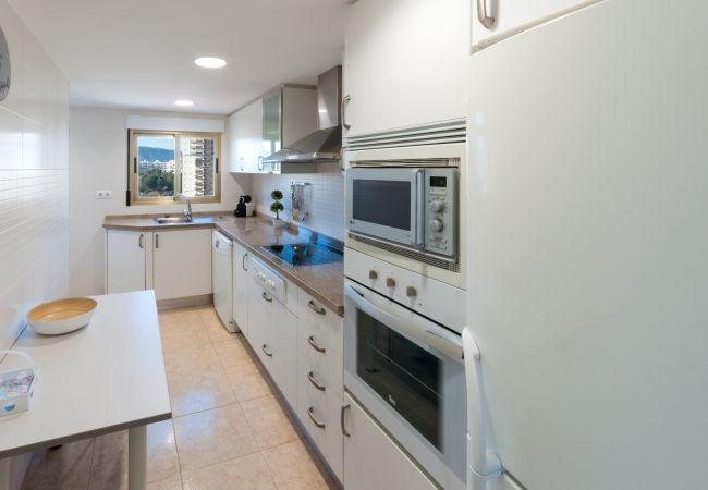 Апартаменты на Playa de Gandía - 01. AG BERMUDAS 7A PREMIUM