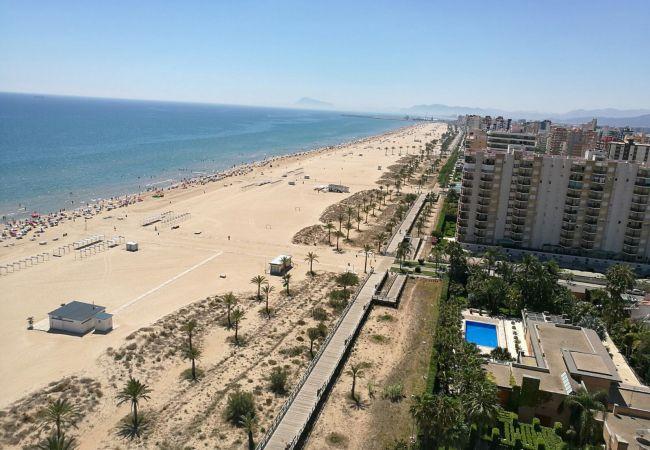 Апартаменты на Playa de Gandía - 03. AG BERMUDAS 8 PREMIUM