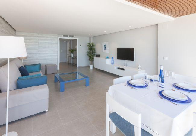 Апартаменты на Playa de Gandía - 06. AG BERMUDAS 11 PREMIUM