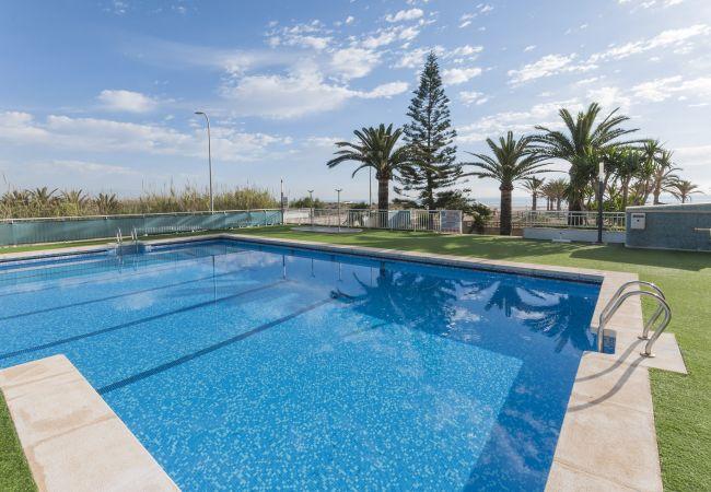 Апартаменты на Playa de Gandía - 31. AG AIGUABLAVA 4-3