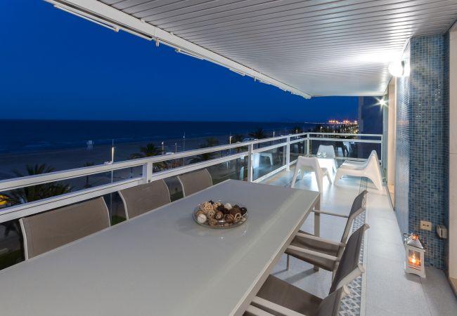 Апартаменты на Playa de Gandía - 11. AG TURQUESA 5 PREMIUM