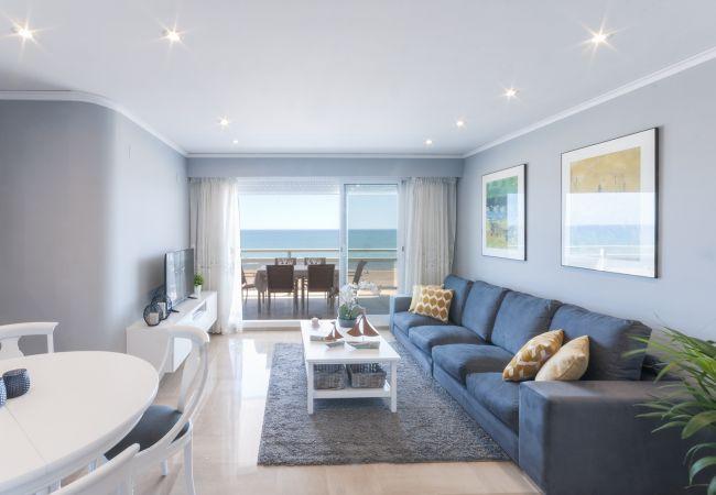 Апартаменты на Playa de Gandía - 13. AG TURQUESA 6B PREMIUM