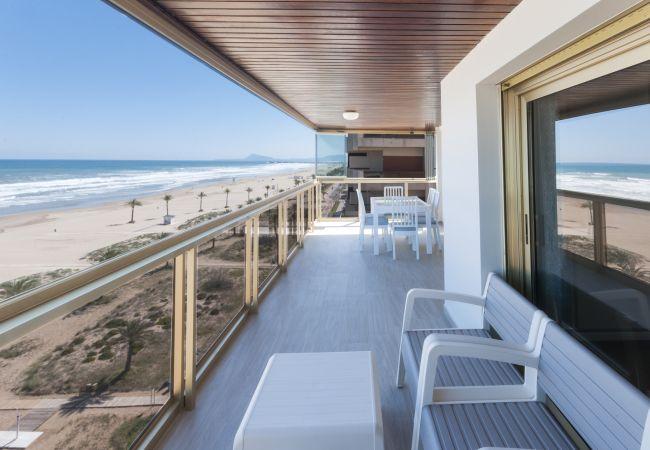 Апартаменты на Playa de Gandía - 05. AG BERMUDAS 9A PREMIUM