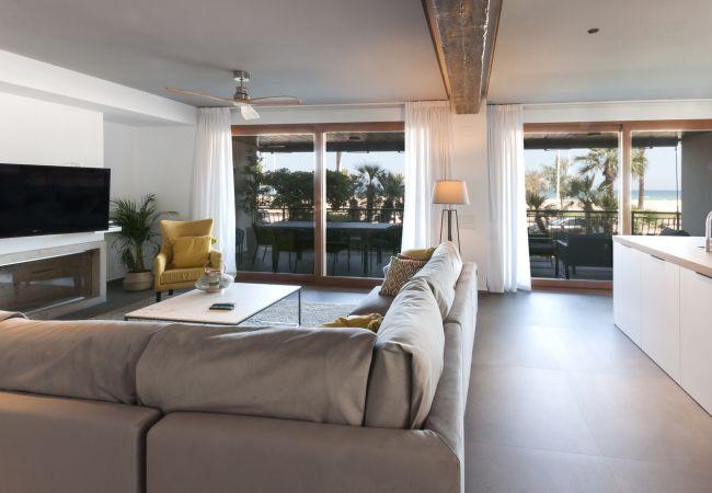 Апартаменты на Playa de Gandía - 08. AG LOFT CASA DEL MAR PREMIUM