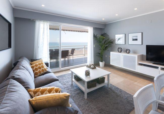 Апартаменты на Playa de Gandía - 12. AG TURQUESA 6A PREMIUM