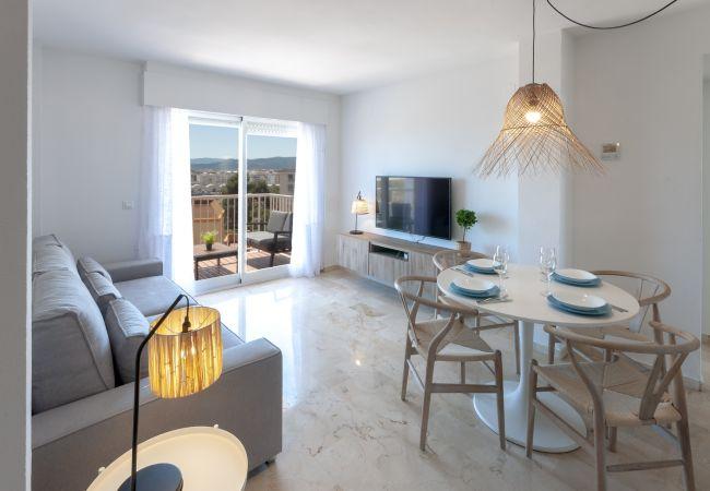 Апартаменты на Playa de Gandía - CALMO SINGULAR APARTMENTS 8A