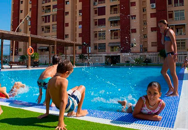 Апартаменты на Playa de Gandía - 07. AG BERMUDAS 5E PREMIUM