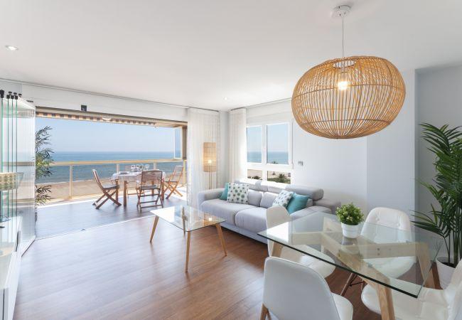 Апартаменты на Playa de Gandía - 07. AG BERMUDAS 6A PREMIUM